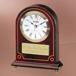 Wood with Detailed Gold Painting Executive Gift Awards