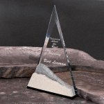 Summit Marble Acrylic Awards