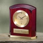 Piano Finish Wood & Brass Sales Awards